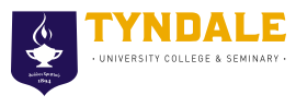 logo for Tyndale University College & Seminary